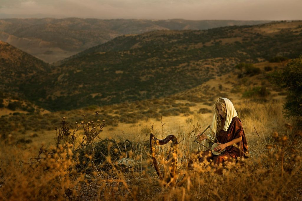 "״The sons of Asher: Imnah, Ishvah, Ishvi, Beri'ah, with Serach their siste"" Genesis 46:17"